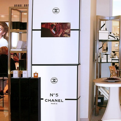 Chanel Display 800X800